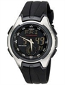 Picture of Casio Analog Digital Classic Illuminator AQ-160W-1BVDF AQ-160W-1BV Men's Watch