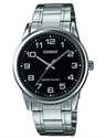 Picture of Casio Analog Stainless Steel Black Dial MTP-V002D-1AUDF MTP-V002D-1AU Men's Watch