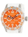 Picture of Nautica BFD 100 Orange Dial N16618G Men's Watch