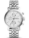 Picture of Fossil Boyfriend Chronograph Silver Tone Dial ES2198 Women's Watch