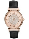 Picture of Michael Kors Catlin Rose Crystal-Set MK2376 Women's Watch